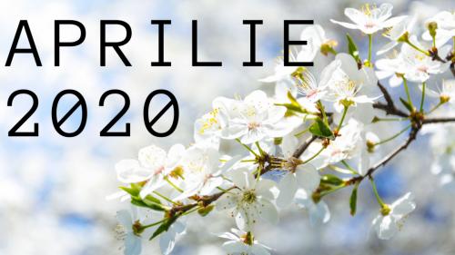 Aprilie 2020