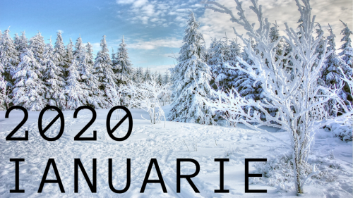 Ianuarie 2020