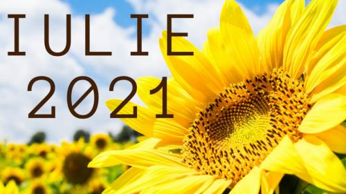 Iulie 2021