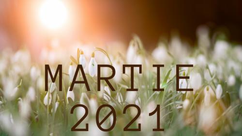 Martie 2021